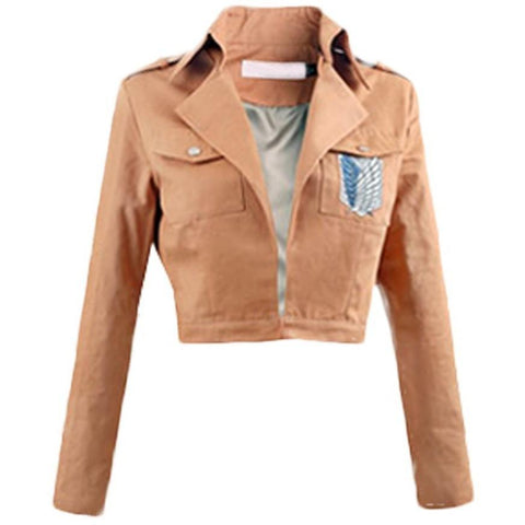 Attack on Titan Eren Levi Cosplay Jacket