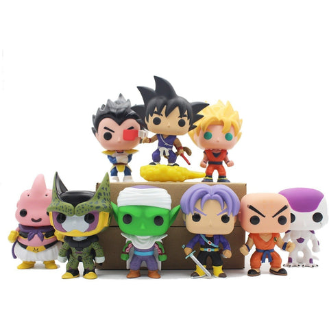 Dragon Ball Dragon Ball Action Figures