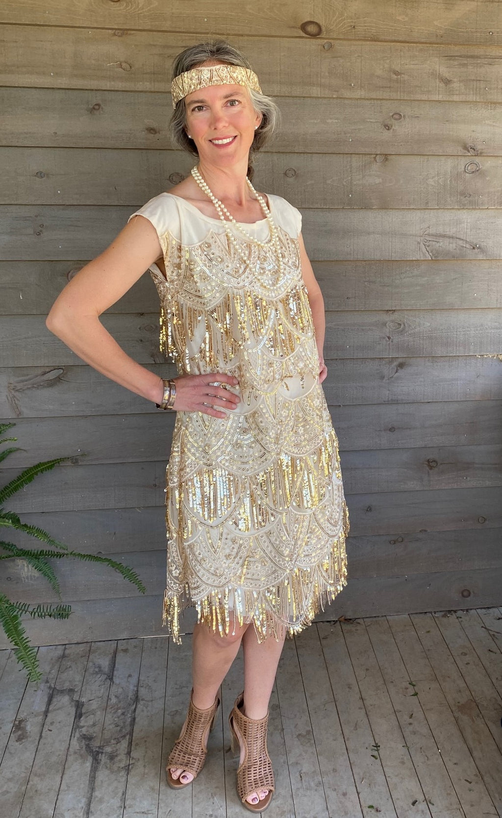 NEW Pattern!  1920s Flapper Dress