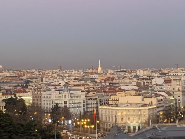 Folkwear Travels to Madrid, Spain