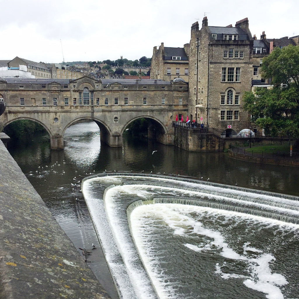 A Fashionable Trip to Bath