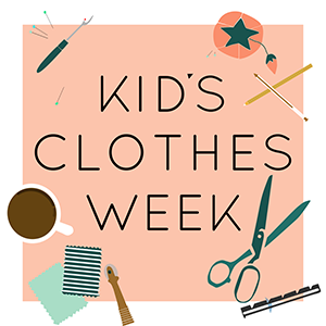 Kids Clothes Week and a Sale