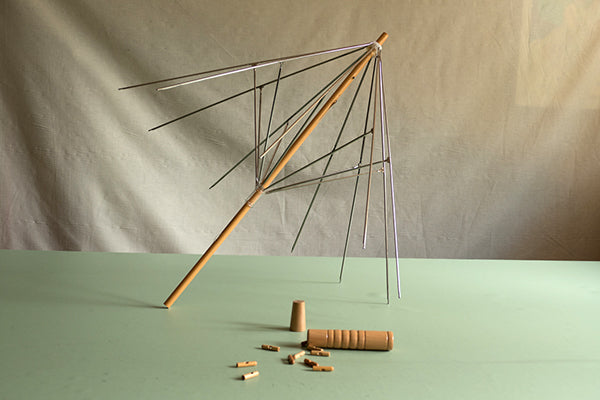 Parasol frame and parts