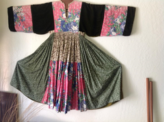 #107 Afghan Nomad Dress