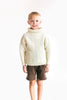 138 Child's Pullover Sweater Knitting Pattern
