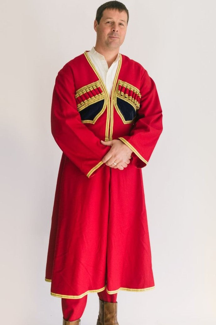 502 Russian Cossack Uniform - PDF