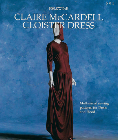 Backstock  - Claire McCardell Cloister Dress