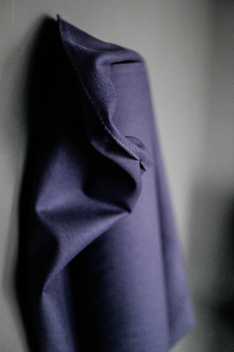 Best Indigo Cotton Twill