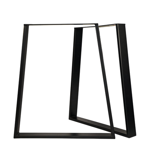 Trapezium Frame Metal Legs (Slight Paint Defect)