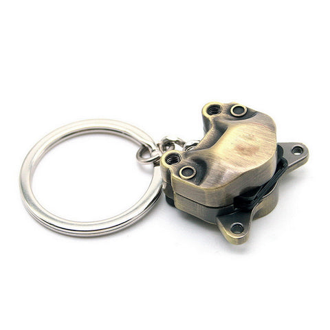 Brembo Brake Keychain - Elite Evolved