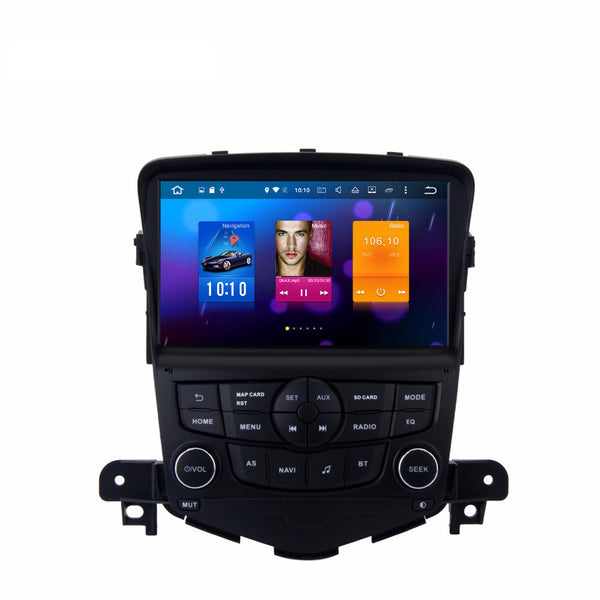 Android 8 Core 2GB Ram Headunit For Chevrolet Cruze 2008-2011