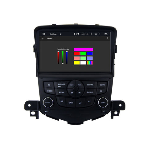 Android 8 Core 2GB Ram Headunit For Chevrolet Cruze 2008-2011 - Elite Evolved