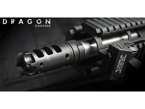 "Lantac Dragon Advanced Muzzle Brake 1/2""-28"