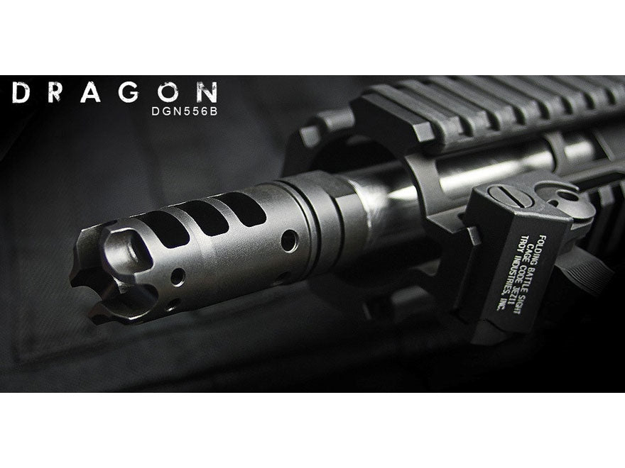 "Lantac Dragon Advanced Muzzle Brake 5/8""-24"