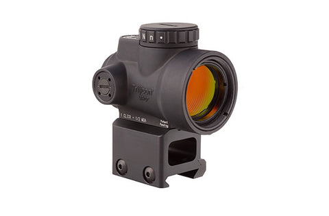 Trijicon MRO - 2.0 MOA Adjustable with Lower 1/3 Co-witness Mount