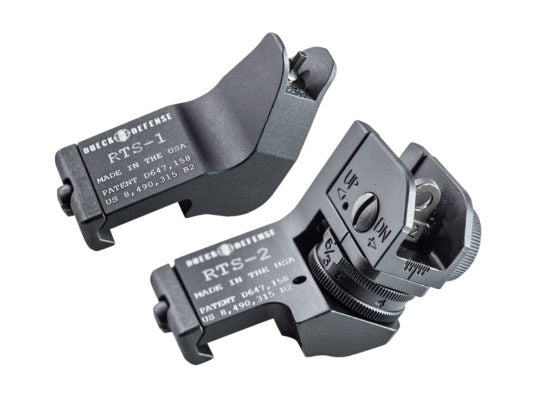 Dueck Defense Rapid Transition Sights
