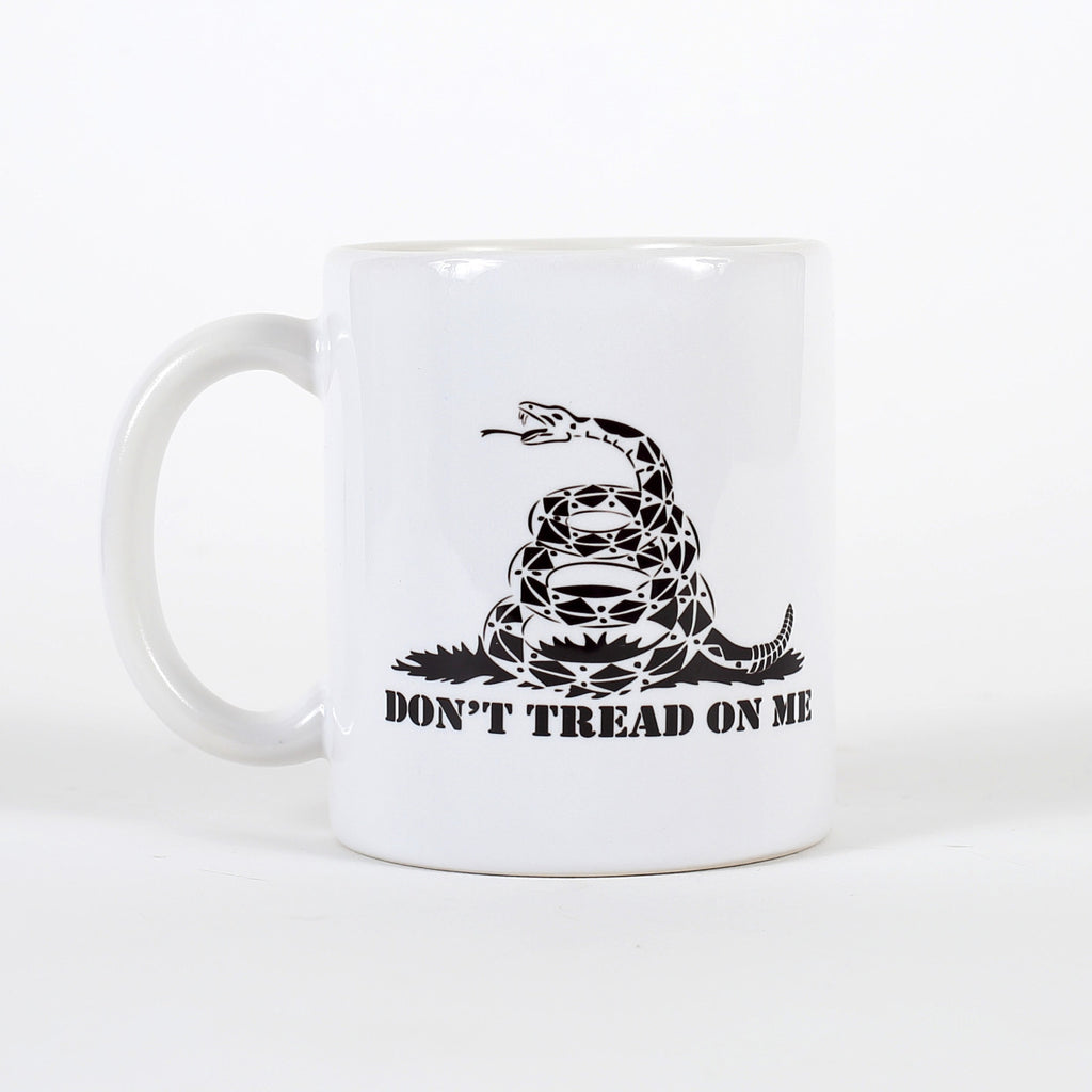 Don't Tread On Me - Mug