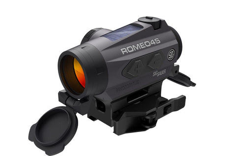 Sig Sauer Romeo4S 1x20 Compact Red Dot Sight