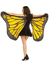 Adult Soft Butterfly Wings Adult Costume Accessory