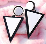 Brilliants Flashy Fashionable Women Earrings