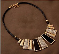 New Arrival Fashion Jewelry Trendy Women Necklaces & Pendants Rope Chain