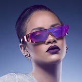 Ladies Rihanna Party Cat Eye Sunglasses