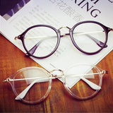 Fashion Women Clear Eye-Wear Frames 9 Colors