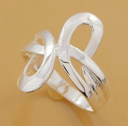 Silver Plated Ring, Silver Fashion Jewelry, Fashion Ring