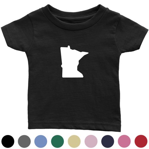 Minnesota Infant Tee
