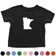 Minnesota Toddler Tee