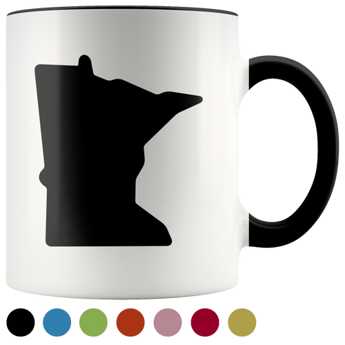 Minnesota Accent Mug