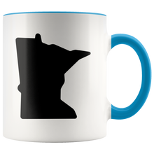 Minnesota Accent Mug in Blue