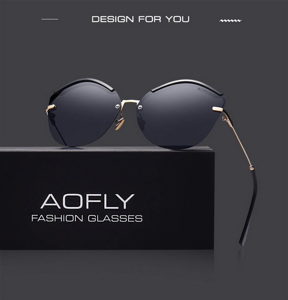 Fashion Women Cat Eye Sunglasses Original Brand - saÿtii