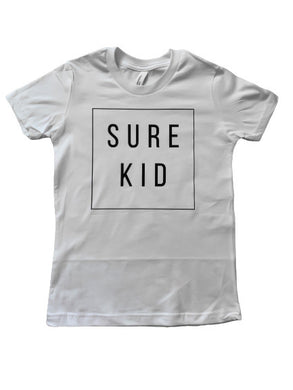 Sure Kid youth shirt