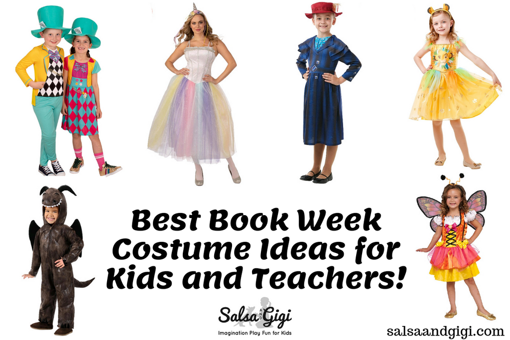 Best Book Week Costume Ideas for Kids and Teachers