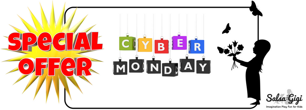 CYBER MONDAY FLASH SALE - TODAY ONLY