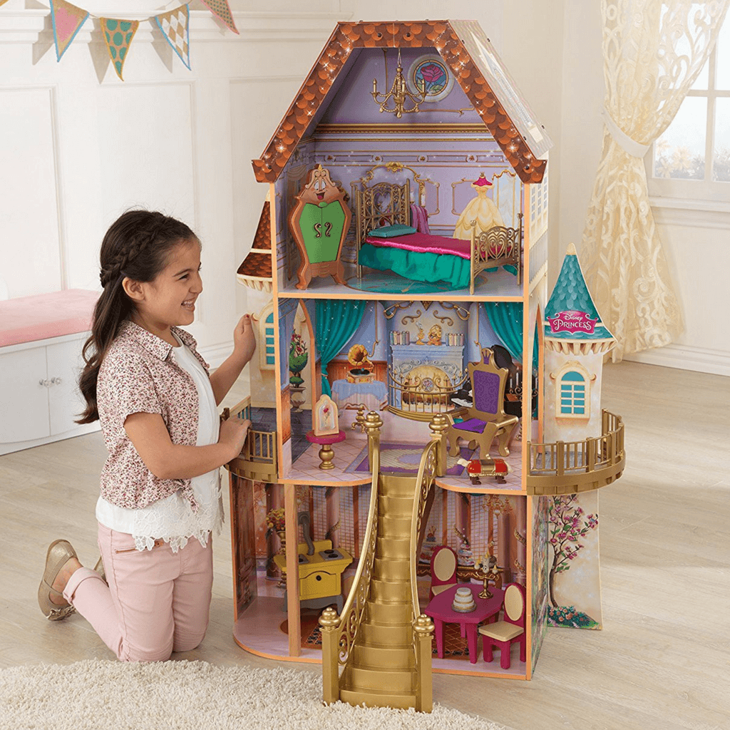 💛💛 BRAND NEW RELEASE - Disney Princess Belle Dollhouse - AVAILABLE NOW.... 💜💜