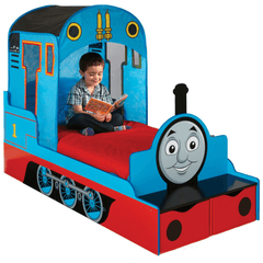 Thomas the Tank Engine Toddler Bed - Salsa and Gigi