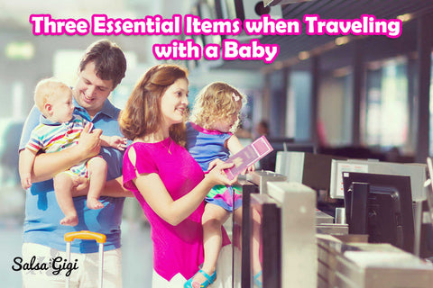 3 Essential Items when Travelling with Kids - Salsa and Gigi Australia