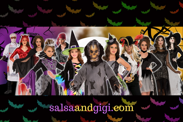 Halloween Costumes for Kids and Adults | Salsa and Gigi Australia | Express Shipping