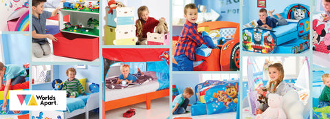 Kids Toddler Beds and Bedroom Furniture Australia  | salsaandgigi.com.au | Express shipping Australia wide