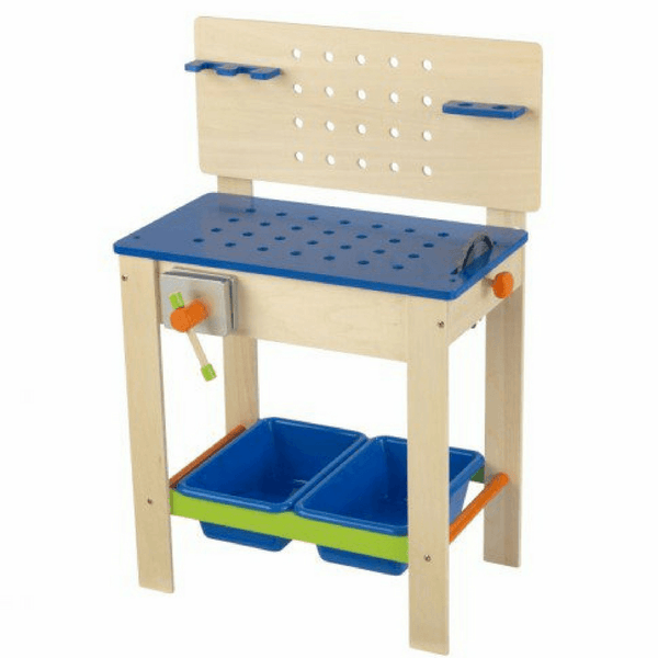 Deluxe Workbench with Tools - Salsa and Gigi