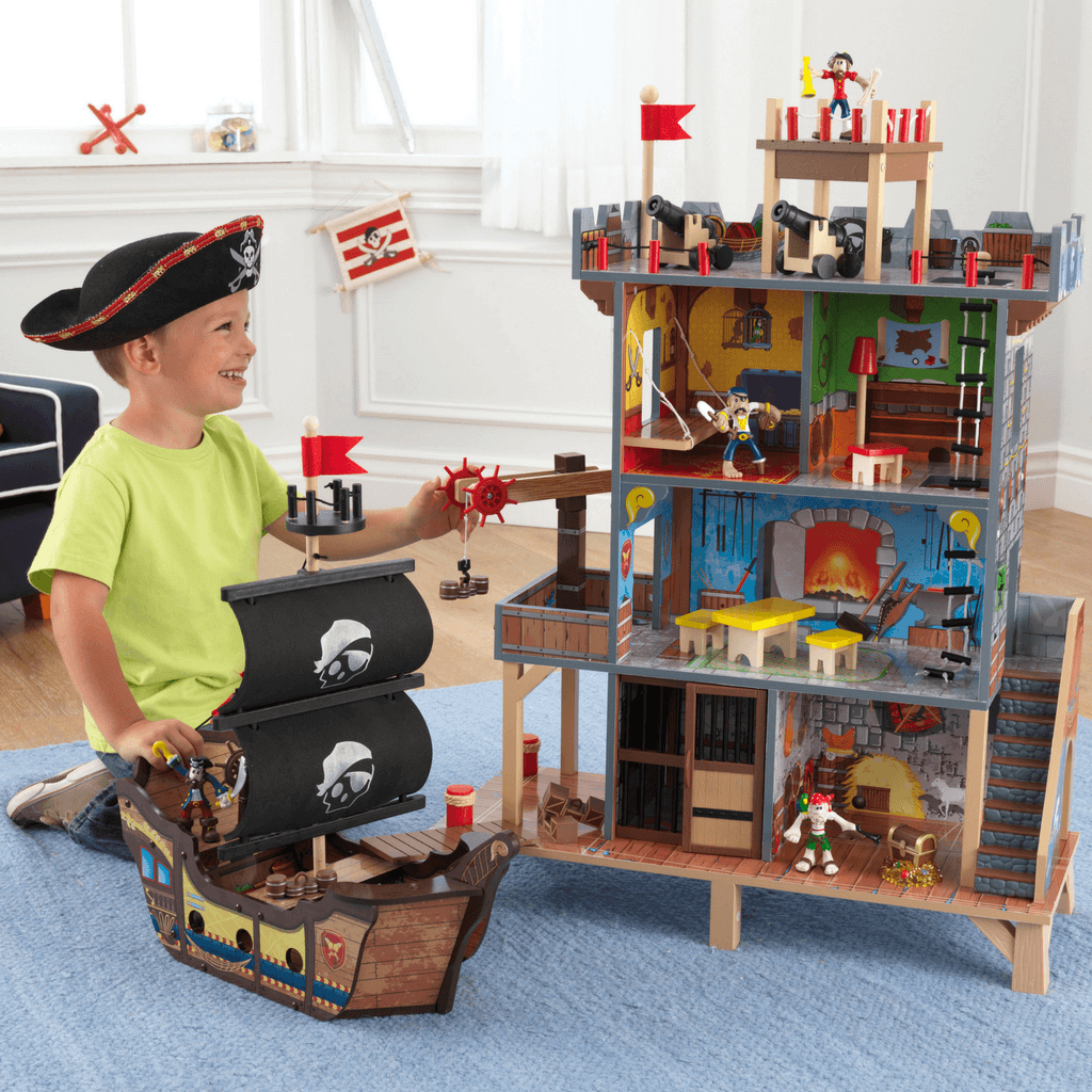 KidKraft Pirate's Cove Playset - Salsa and Gigi Online Store