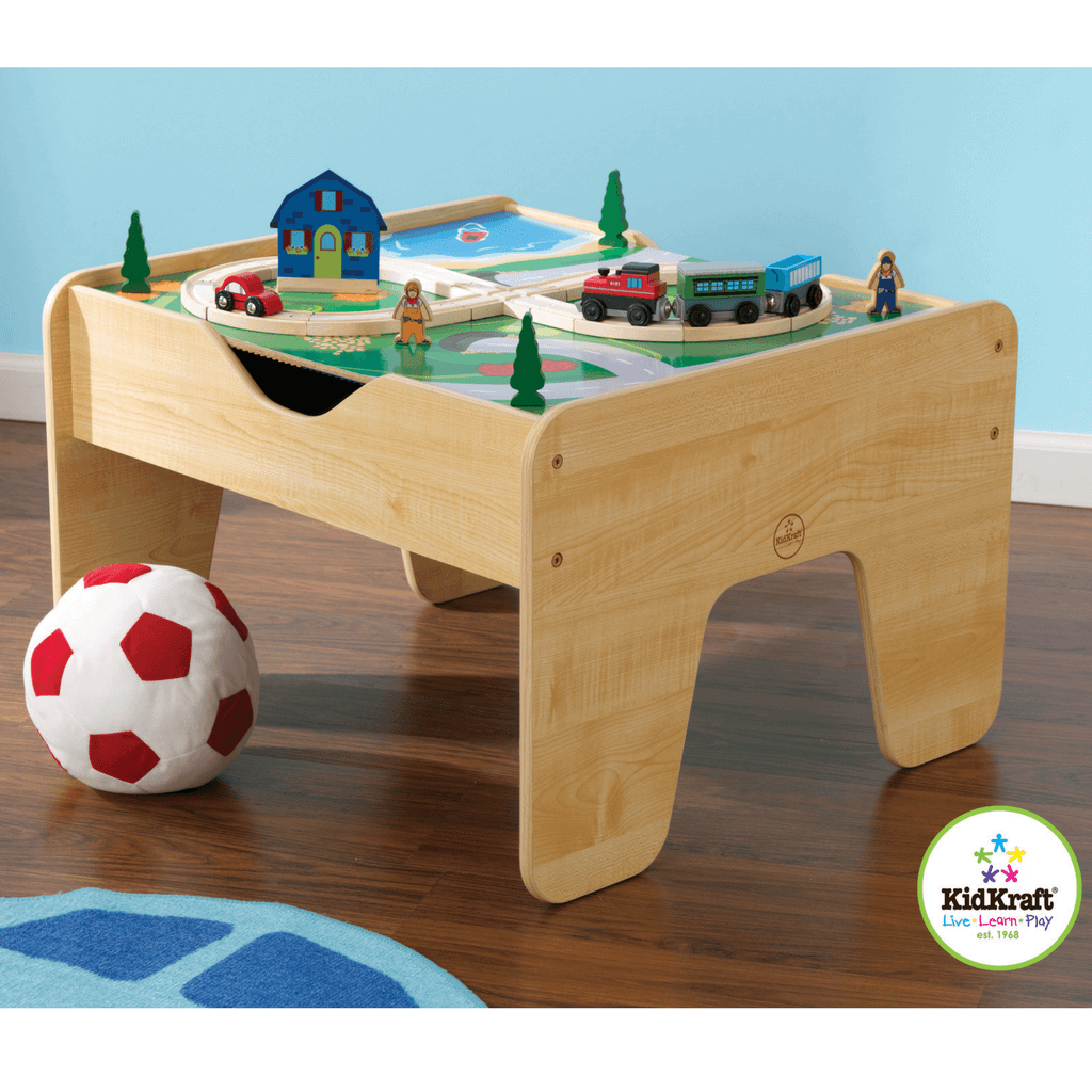 2 in 1 Activity Table with Board - Salsa and Gigi