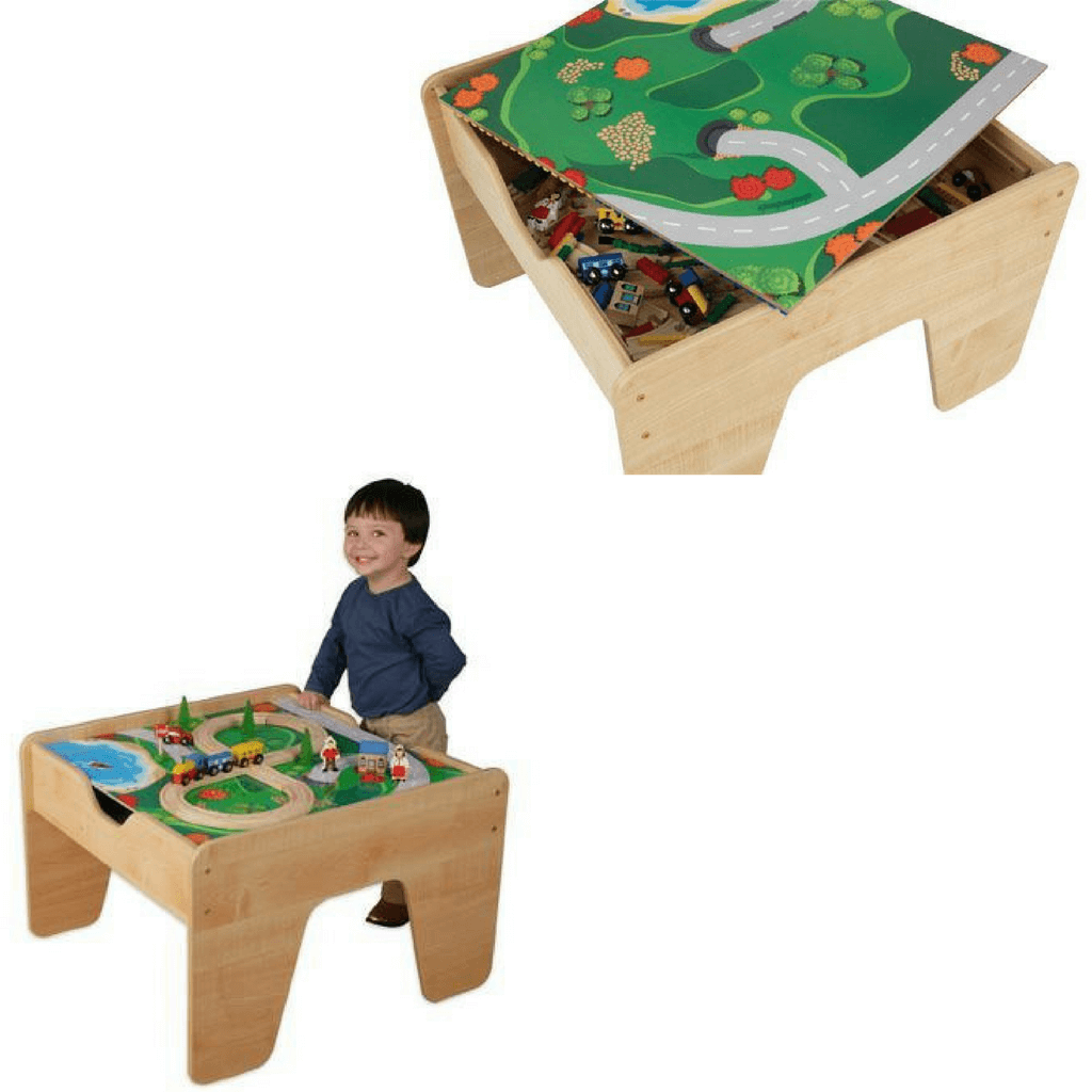 ... 2 In 1 Activity Table With Board   Salsa And Gigi ...