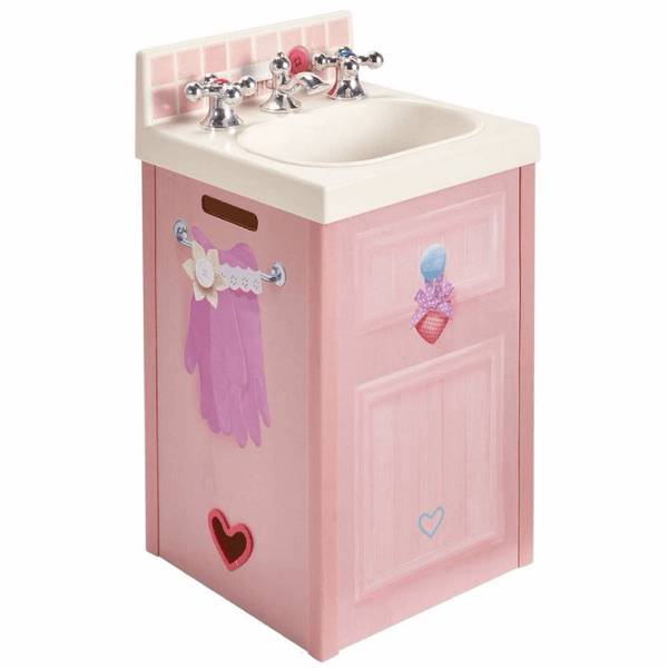 Worlds Apart Rose Petal Kitchen by DreamTown - Salsa and Gigi