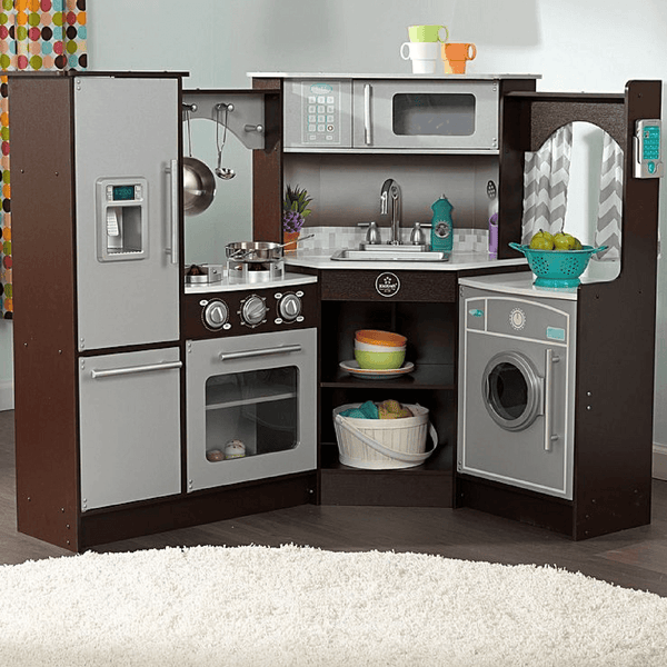 KidKraft Ultimate Corner Play Kitchen - Salsa and Gigi Online Store