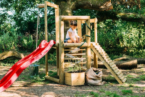 Plum Discovery Woodland Treehouse - Salsa and Gigi Australia 01