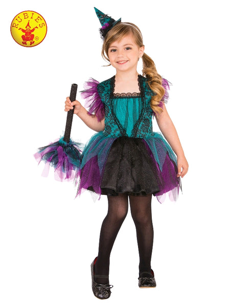 BEWITCHING COSTUME, CHILD Salsa and Gigi Australia 510311X