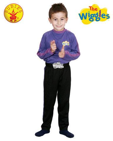 PURPLE WIGGLES COSTUME Child - Salsa and Gigi Australia